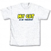 L.A. Imprints 5103L Cat Therapist - Large
