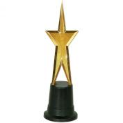 Beistle Company - Awards Night Gold Star Award Pkg/12