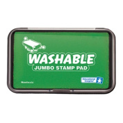 Educational Insights 1428 Jumbo Washable Stamp Pad - Green