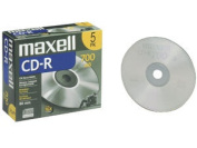 Maxell 623205/648205 700mb 80-minute Cd-rs