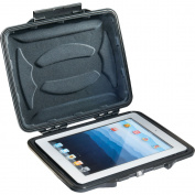 Pelican ProGear™ 1065CC HardBack iPad 2 Tablet Case w/Liner - Black