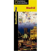 National Geographic DC00622035 Map Of Madrid