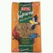 Kaytee Pet Products BKT100034110 Supreme Wild Bird Pet Food, 11kg Multi-Coloured