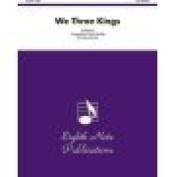 Alfred 81-BQ21118 We Three Kings - Music Book