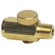Astro Pneumatic 5706 Brass Air Regulator