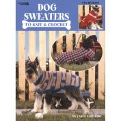 Leisure Arts 349760 Leisure Arts-Dog Sweaters