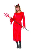 RG Costumes 78012 Devil Girl Costume - Size Teen 16-18