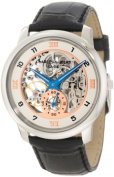 Charles-Hubert Paris 3933 Stainless Steel Case Mechanical Watch