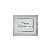 Village Wrought Iron CARD-ANNIVERSARY Happy Anniversary Card