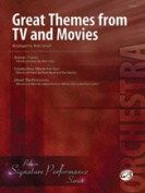 Alfred 00-33992S Great Themes from TV and Movies - Music Book