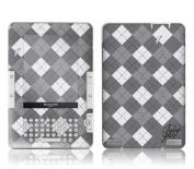Zing Revolution MS-BG10061 Amazon Kindle 2- Benny Gold- Argyle Skin