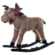Happy TrailsT 80-BC6002 Happy TrailsT Plush Rocking Max Moose