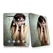 DecalGirl IPAD-HPHONES iPad Skin - Headphones