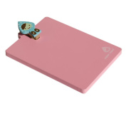 Blancho Bedding RMC001-LIGHTBLUE Lovely Doll-1 - Refrigerator Magnet clip - Magnetic Clipboard