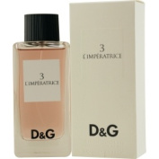 D & G 3 L'IMPERATRICE by Dolce & Gabbana for WOMEN