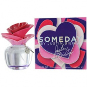 SOMEDAY BY JUSTIN BIEBER by Justin Bieber for WOMEN