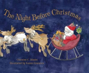 The Night Before Christmas [Board book]