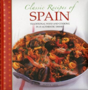 Classic Recipes of Spain
