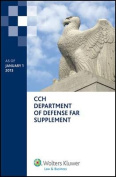 Department of Defense Far Supplement (Dfars) as of January 1, 2013