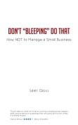 """Don't """"Bleeping"""" Do That"""