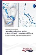 Secuelas Psiquicas En Los Traumatismos Craneoencefalicos [Spanish]