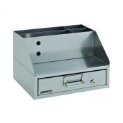STEELMASTER Soho Collection 26413750 Docking Station Silver