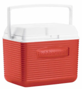 Rubbermaid 9.5l Classic Red Victory Personal FG2A1104MODRD
