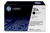 PRINTER SUPPLIES Q7551A . For For For For For For For For Hewlett Packard Toner Cartridge - Black