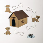 One Grace Place 10-33045 Puppy Pal Boy Wall Decals