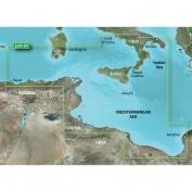 Garmin 010-C0771-20 Bluechart G2 - HXEU013R - Italy Southwest & Tunisia - Micro SD & SD