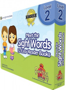 Preschool Prep Company PPC206 Meet The Sight Words Level 2 Easy Reader Books Boxed Set Of 12