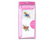 Ladies handkerchief set - Pack of 48