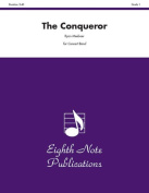 Alfred 81-CB2797 The Conqueror - Music Book