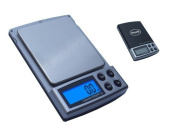 AMW SCALEMATE DUAL RANGE 500G SCALE BLK