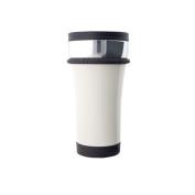 Timolino PAB-04KGPW 350ml Colour Vacuum iMug Tumbler Pearl White