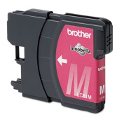 for Brother LC61M Ink 500 Page-Yield Magenta