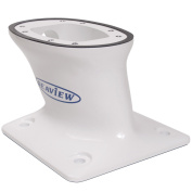 Seaview 13cm Modular Mount AFT Raked 7 x 7 Base Plate - Top Plate Required