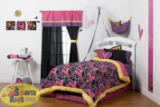 One Grace Place 10-26109 Sassy Shaylee's 8 Piece Full Bedding Set