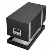 Fellowes Mfg. Co. FEL15602 Metal Base- For Storage Drawers 00512- Legal- Black