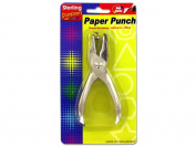 Single hole paper punch - Pack of 48