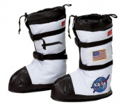 Costumes For All Occasions AR55SM Small astronaut Boots Child