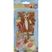Sticko 490425 Disney Chipboard Embellishments-Winnie The Pooh