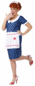 Costumes For All Occasions FW101124ML Medium-Large I Love Lucy Sassy 10-14