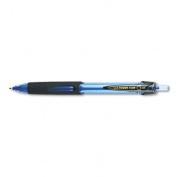 uni-ball 42071 Power Tank RT Ballpoint Retractable Pen- Blue Ink- Bold- Dozen