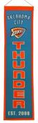 Winning Streak Oklahoma City Thunder Heritage Banner