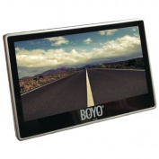 VISION TECH AMERICA INC VTM4000 4 in. LCD Car Display 16-9 - Roof-mountable Dash Mount