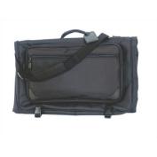 Mercury 2114BK Large Tri Fold Garment Bag - Black