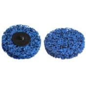 Astro Pneumatic 22611 7.6cm Blue Woven Strip Disc