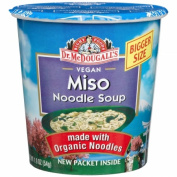 Dr. McDougall's Right Foods Vegan Miso Ramen, 60ml Cups