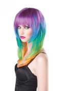 California Costumes Kaleidoscope Adult Wig One-Size